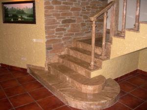 Каталог мармурових сходів