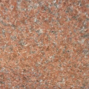 Текстура красного Кишинского гранита Maroon Black
