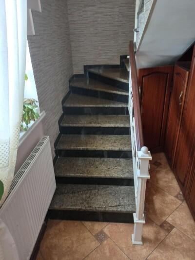 Лестница из Софиевского и Рахны-Полевского гранитов