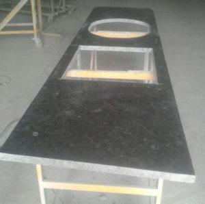 Виготовлення стільниці з натурального каменю, Лабрадориту