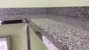 Стільниця з сірого каменю Gray Ukraine