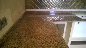 Кухонна стільниця з граніту Skifiya Gold