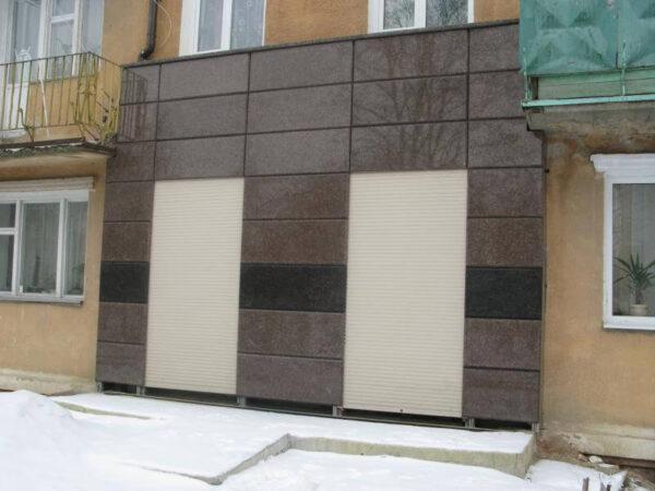 Гранитная плитка Дидковичи