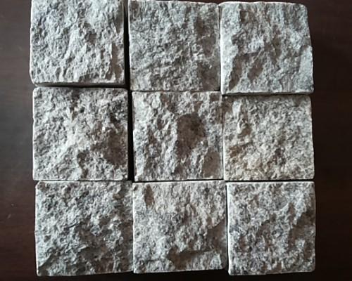 гранитная брусчатка Константиновский карьер