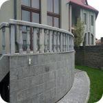 Фасади та вхідні групи