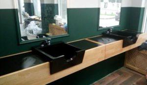 Стільниці для кухні з каменю - Bazalt