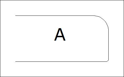 фаска A