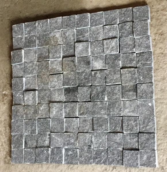 Квадратный метр брусчатки 10*10