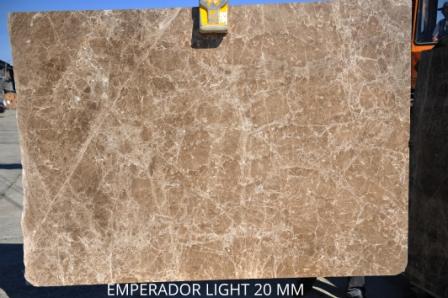 Сляб из мрамора Emperador Light