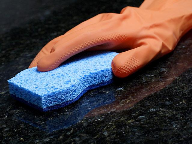 Изделия из гранита и мрамора - полировка и очистка
