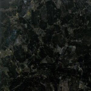 Текстура украинского лабрадорита Galactic Blue