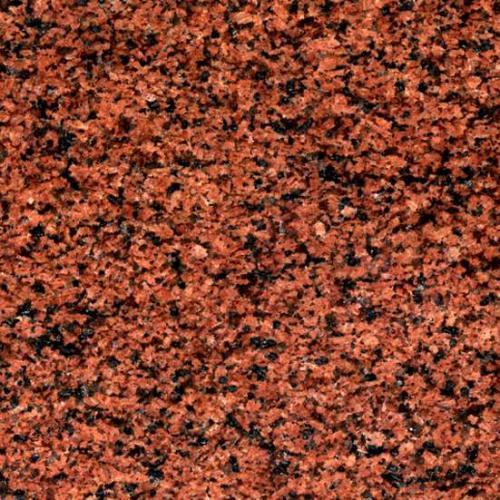 Текстура червоного Лезниківського граніта Maple Red