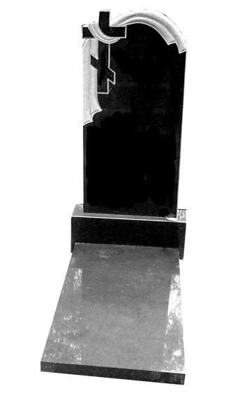 Гранітний пам'ятник О-19