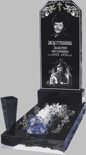 Гранитный памятник О-2