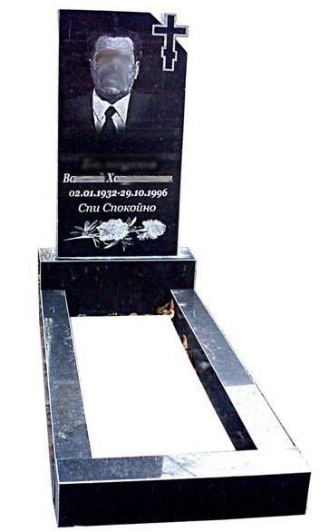 Гранітний пам'ятник О-20