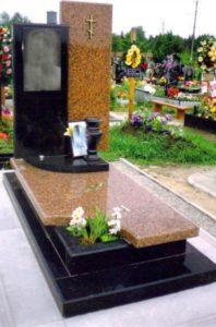 гранитный памятник О-4