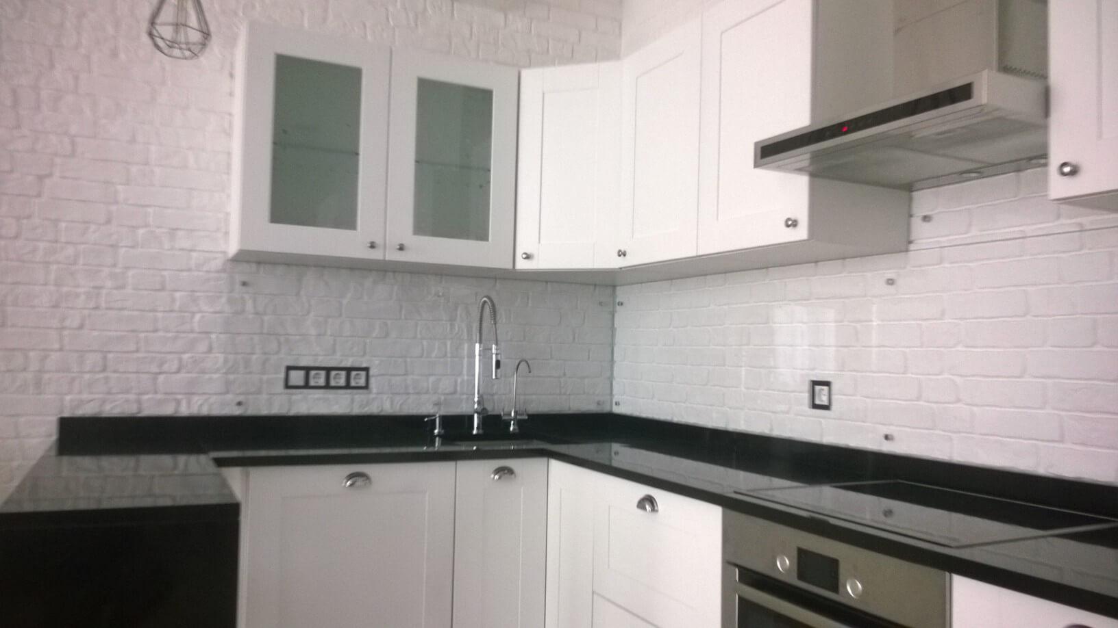 Кухонные столешницы из базальта производства GRANEX