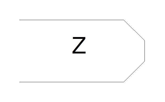 фаска Z