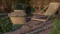 Брусчатка галтованная Покостовская, Токовская и габбро (сад)