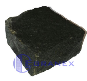 Брусчатка колотая Габбро (один камень)
