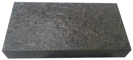 Брусчатка пиленая Габбро 20x10 см