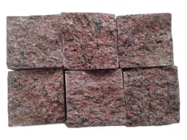 Пиляно-колота бруківка Лезники 10х10х5 см