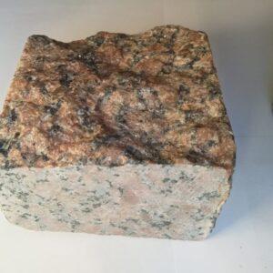 Пиляно-колотая бруківка Жадківка 10x10x5 см