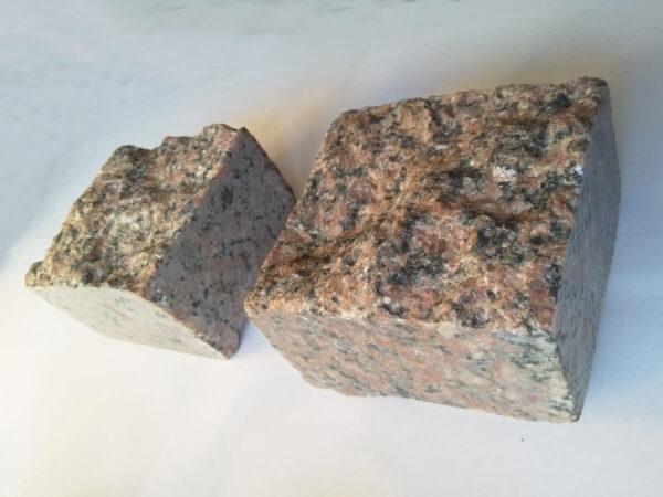 Пиляно-колота бруківка Жадківка 10x10x5 см