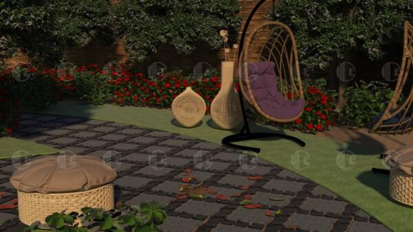 Брусчатка базальтовая 10х10х5 см и плиты из Покостовского гранита 30х30 см