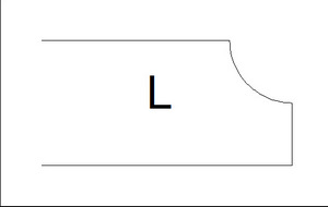 Фаска L (Л)
