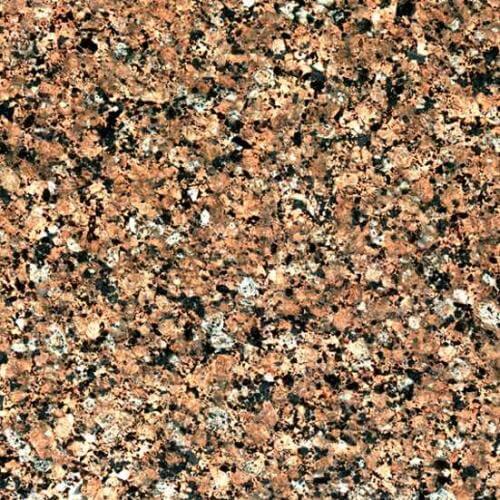 Текстура світло-коричневого Межиріцького граніту Flower of Ukraine