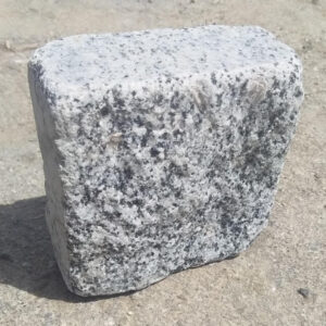 Галтованная Покостовская брусчатка 10х10х5 см