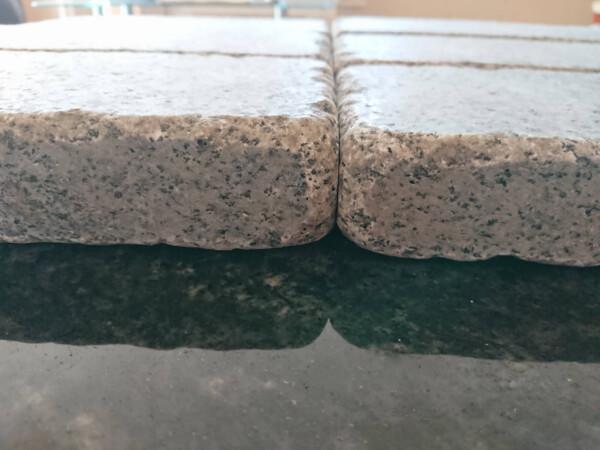 Бруківка галтована Grey Ukraine 25х12х4 см