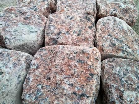гранітна бруківка галтована купити