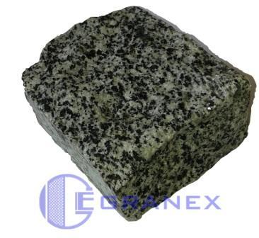 гранітна бруківка колота Grey Ukraine