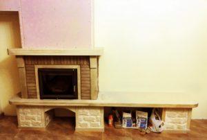 Камины из мрамора во Львове - в квартире или в загородном домике!