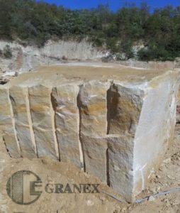 Изготовление и укладка камень песчаник цена производителя