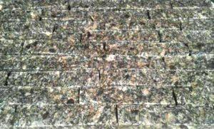 колотая гранитная (соломка, лапша) плитка Skifiya Gold, Одесса