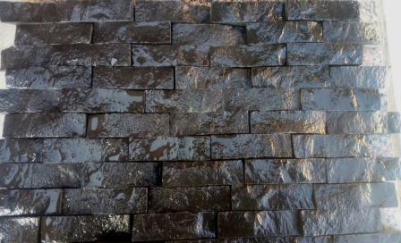 колотая плитка Basalt wet. Одесса