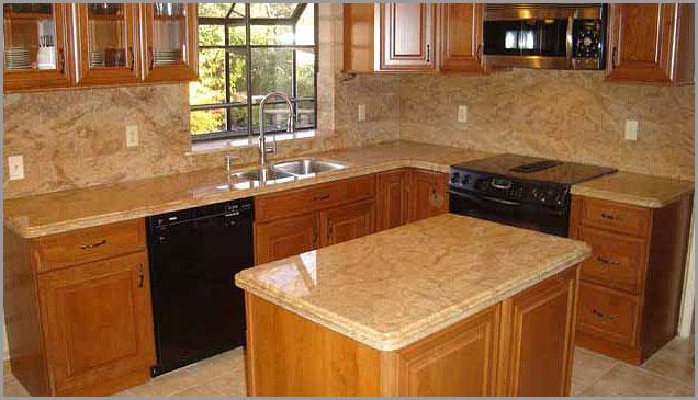 Кухонний фартух з натурального каменю