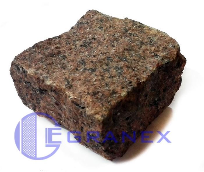бруківка гранітна колота Marple Red