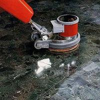 Полірування приносить новий блиск для виробів з граніту та мармуру