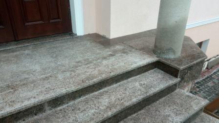 гранітні сходи Skifiya Gold