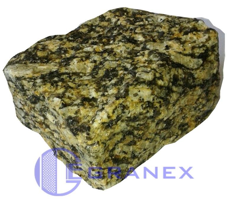 гранітна бруківка колота Skifiya Gold